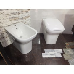 SET COMPLETO MAGIC WC / BIDET / TAVOLETTA SOFT-CLOSE B.CO 54cmX42H
